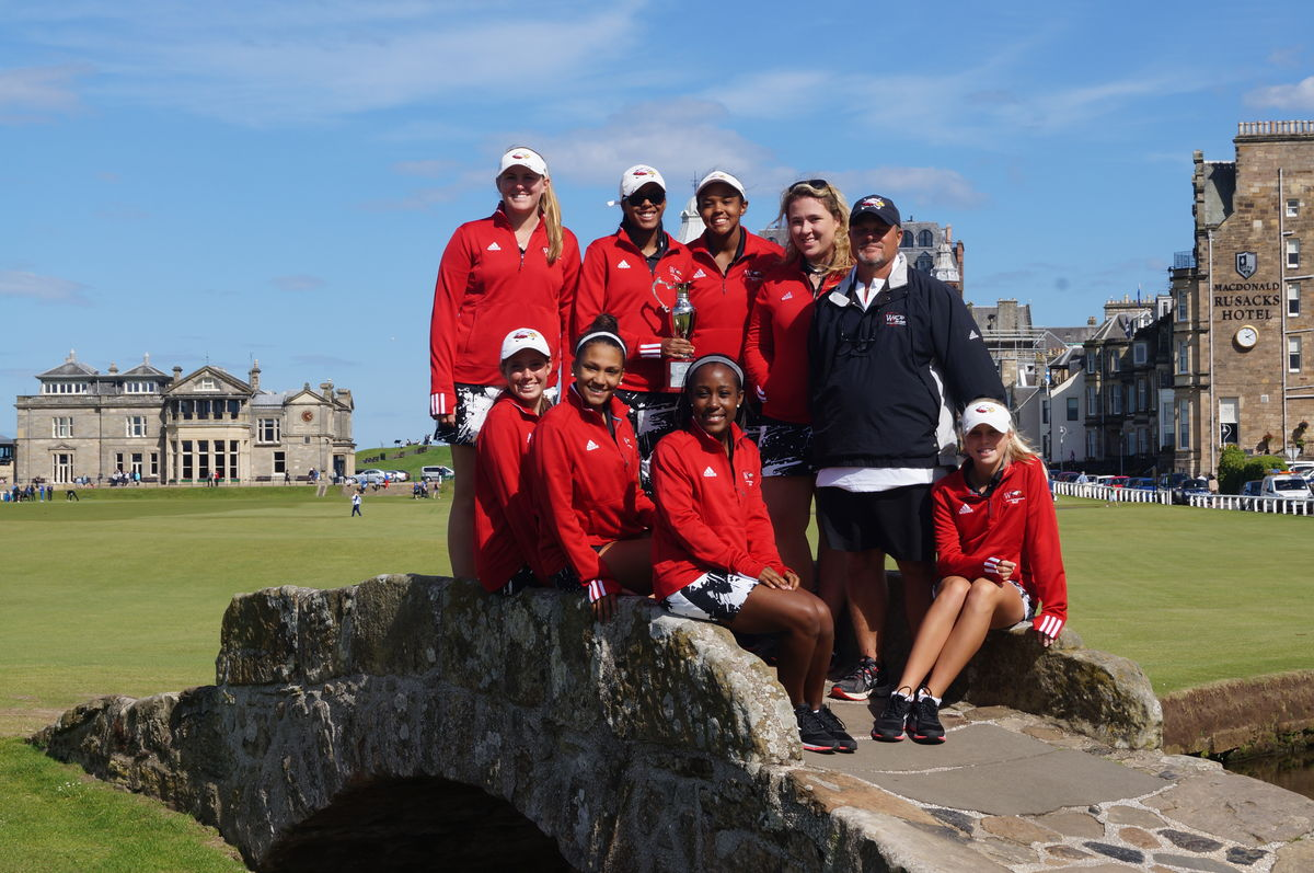 Girls Golf Team Travels to Scotland for Championships