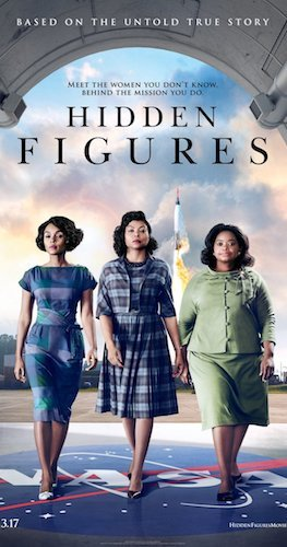 Prelude to Black History Month: Students View 'Hidden Figures'