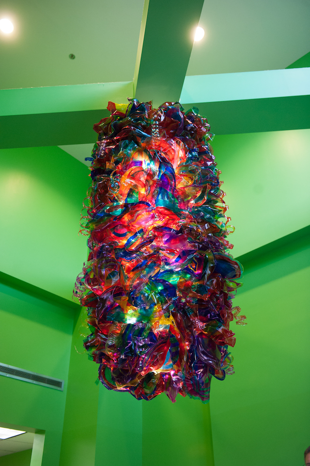 Chihuly at the Primary School