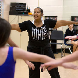 LS Faculty Member Named Dance Teacher of the Year