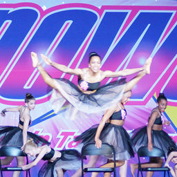Seventh-Grader Wins 1st in Dance Competition