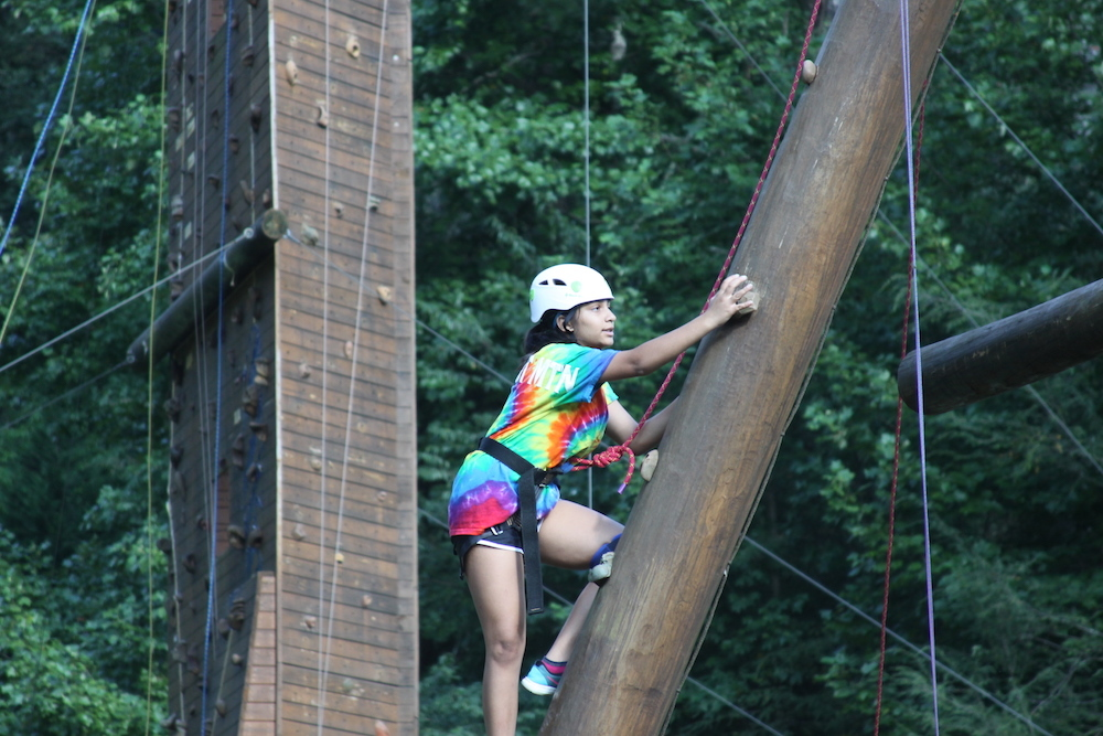 Camp Tumbling Waters: A Rite of Passage for Sixth Graders