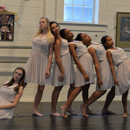 Dance Ensemble Invited to Perform at KSU Dance Festival