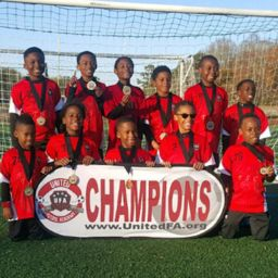 Primary Students Win Soccer Tournament