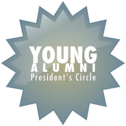 young alumni president's circle