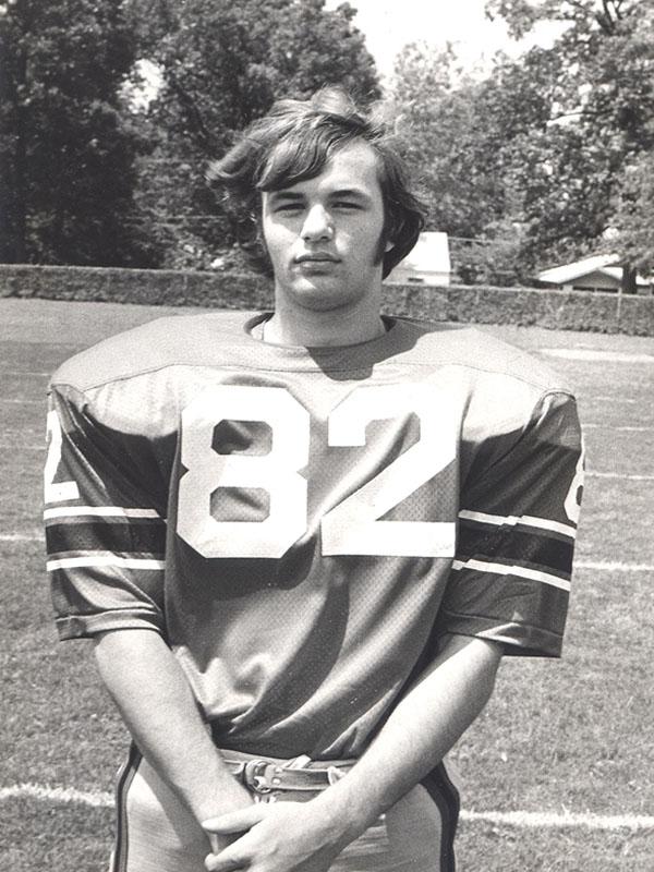 Bob Bowers Football Woodward Academy
