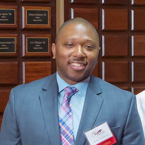 akeem hardnett | Woodward Academy Athletic Hall of Fame