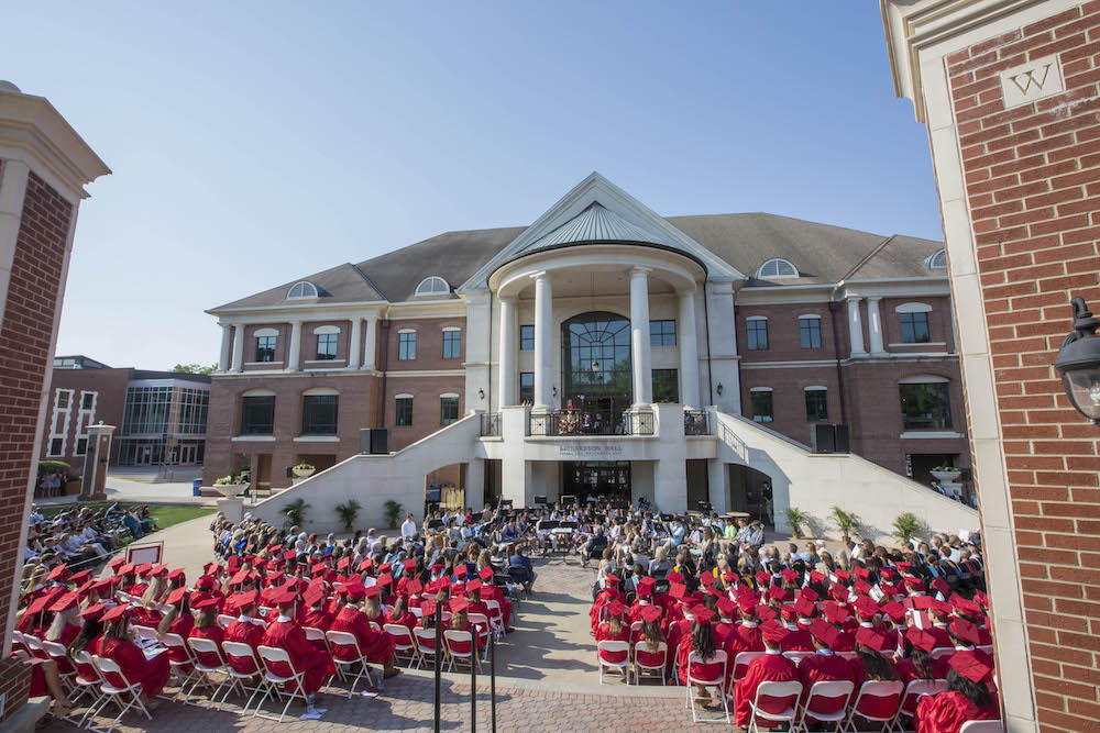 Congratulations to the Woodward Academy Class of 2018!