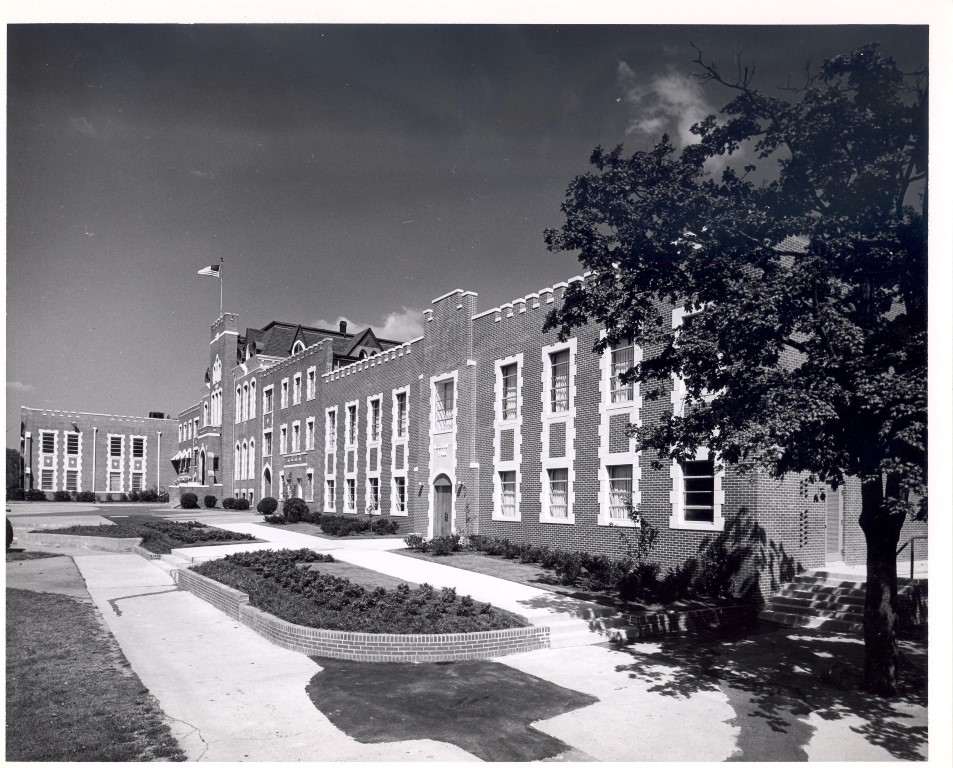 Woodward Academy in 1960's