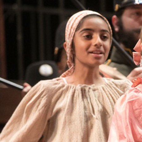 Sixth-Grader Cast in Atlanta Opera Production