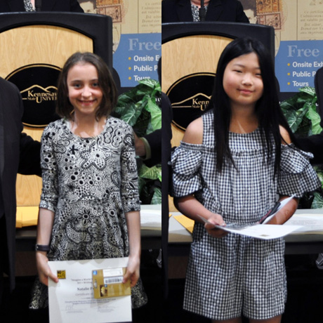 Fourth-Graders Win Top Awards in No Place for Hate Contest