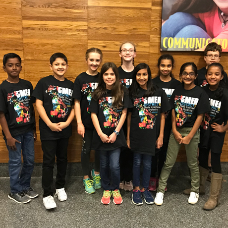 Woodward North Students Perform at GMEA Clinic