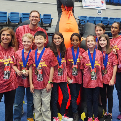 Odyssey of the Mind Teams Advance to World Finals