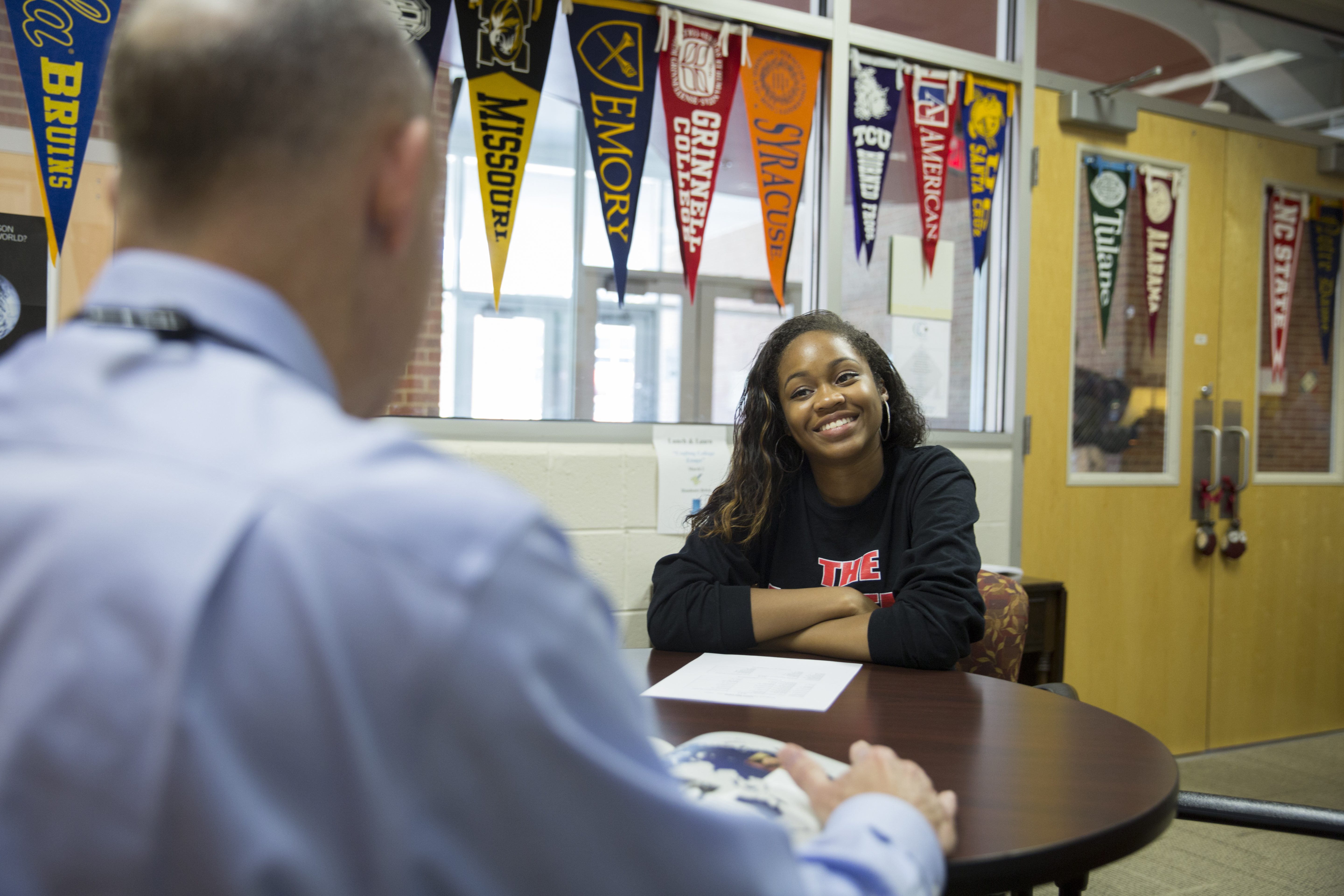 College Counseling Woodward Academy